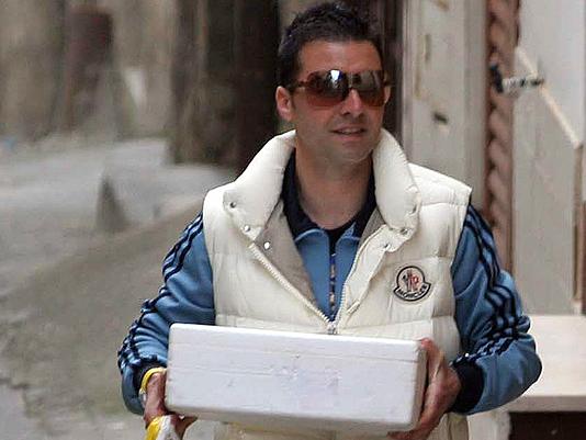 Salvo Riina ha ottenuto il permesso per recarsi a Parma ed è partito stamattina da Padova, dove vive in libertà vigilata.