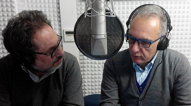 Angelo Scuderi intervista Giulio Francese ai microfoni di Libertà di Frequenza webradio unipa