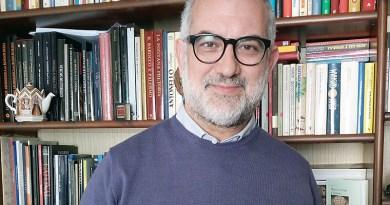 Antonio Fiasconaro, giornalista e scrittore
