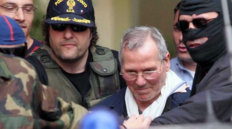 Arresto di Bernardo Provenzano