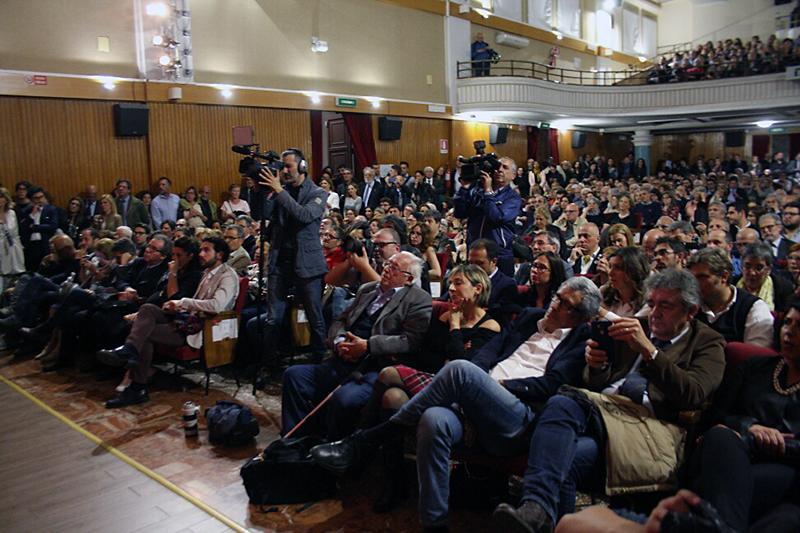 Confronto candidati sindaco di Palermo 2017