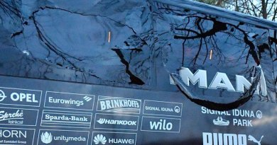 L'esplosione al bus del Borussia Dortmund