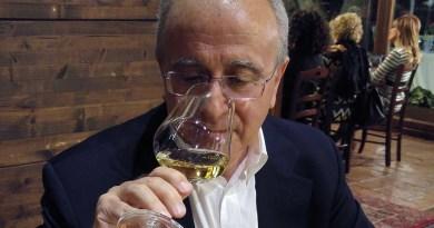 Nino Aiello, responsabile Gambero Rosso Sicilia, Sicilia en primeur