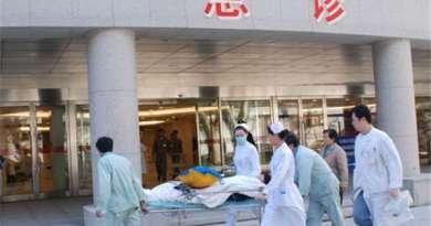 Ospedale in Cina