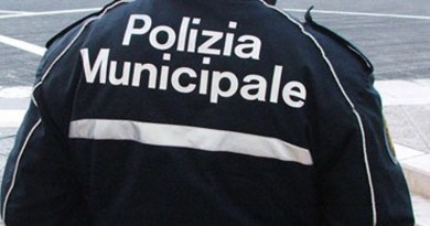 Polizia Municipale movida locali abusivi Polizia Municipale, incidente