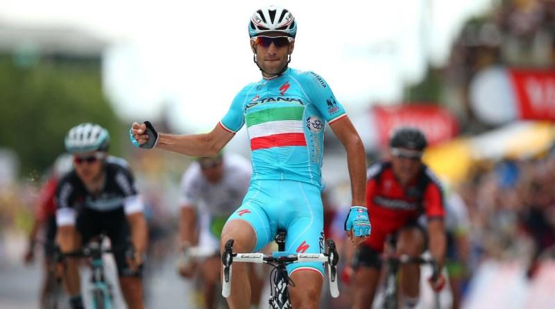 Vincenzo Nibali al Giro d'Italia