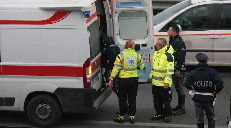 Ambulanza, incidente in sulla Palermo-Mazara