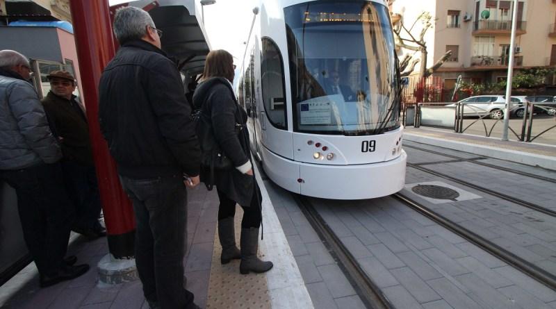 Tram, Palermo