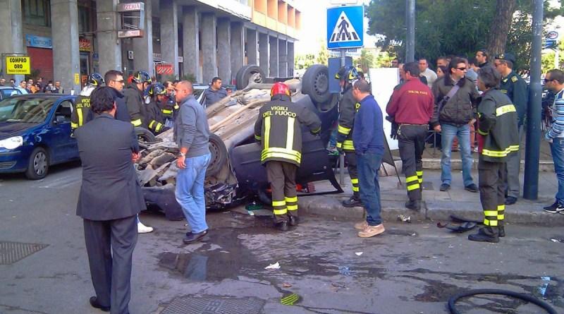 incidenti stradali Palermo