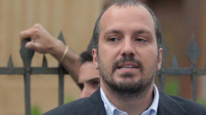 Marco Romano, nuovo direttore responsabile del Giornale di Sicilia, quotidiano di Palermo