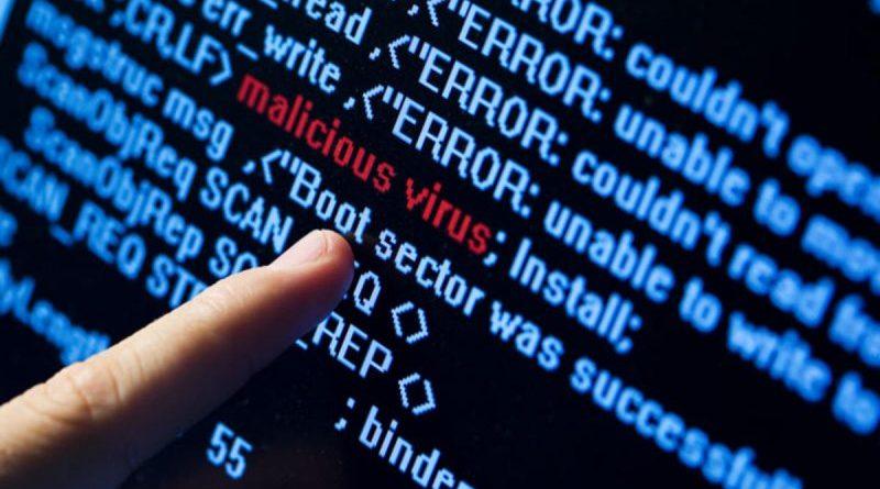 attacco hacker ransomware