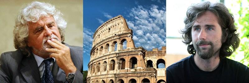 Forello convocato a Roma da Grillo