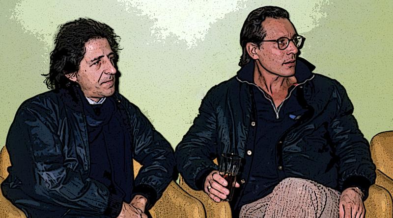 Giorgio Gaber e Enzo Jannacci