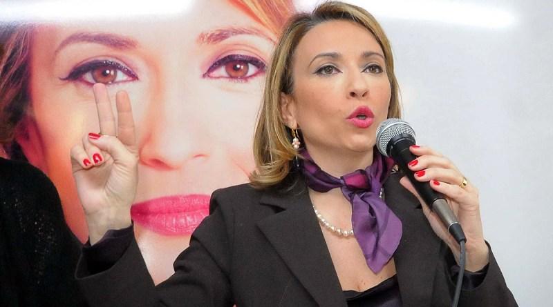 Marianna Caronia attacca i vertici siciliani di Forza Italia mentre conferma il suo appoggio alla Legge finanziaria e al governo Musumeci