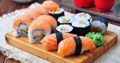 Vermi da sushi, l'allarme dei medici