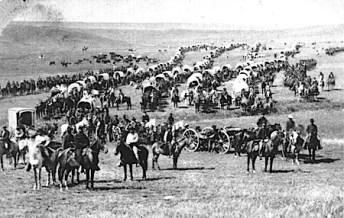 La spedizione di Custer nelle Black Hills di Custer nel 1974, che accertò la presenza di giacimenti auriferi