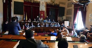 i consiglieri eletti del nuovo consiglio comunale