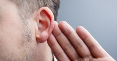 uomo stacca a morsi l'orecchio di un passante