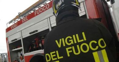 """Un incendio è divampato all'interno della struttura turistica """"Il Ficodindia"""", a Isola delle Femmine, in provincia di Palermo"""