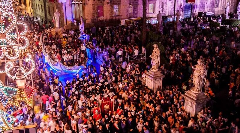 Palermo, ondata di caldo per il Festino: ecco il piano intervento predisposto dalla Protezione civile