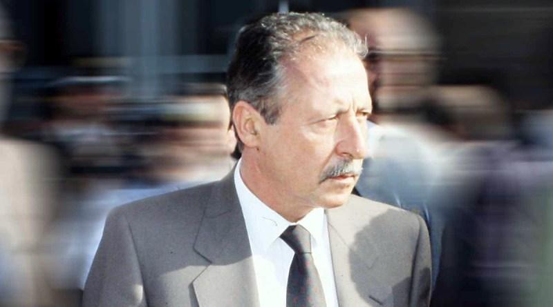 Paolo Borsellino, magistrato morto nella strage di via D'Amelio