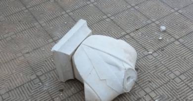 dopo statua, nuovo atto intimidatorio scuola Falcone