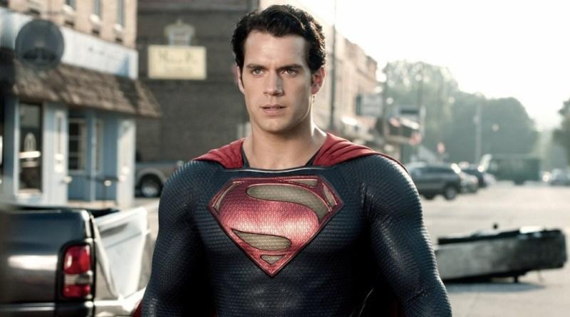 Henry Cavill in L'Uomo d'acciao (Man of Steel) - 2013, tratto da Superman di Jerri Siegel e Joe Shuster