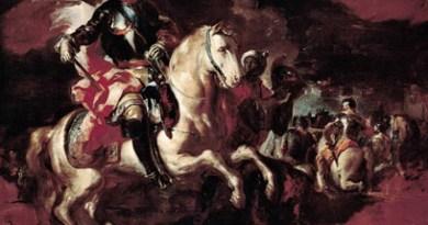 Carlo III vince la Battaglia di Velletri 1744