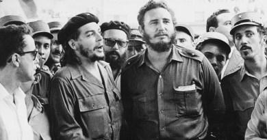 Che Guevara e Fidel Castro, capi del Movimento 26 luglio