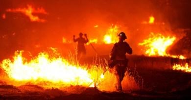 responsabili tre adolescenti per incendio a Messina