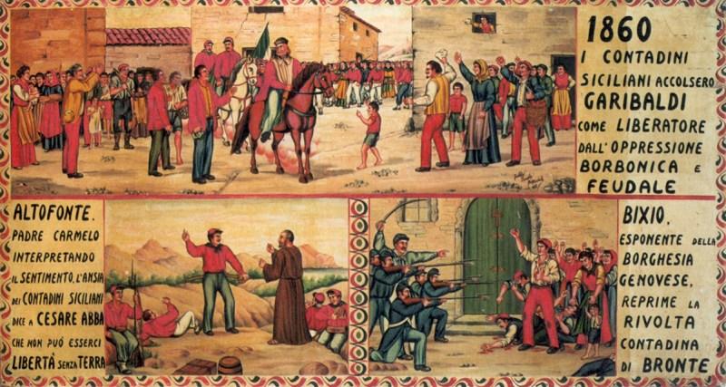 Garibaldi, Bixio e i Fatti di Bronte