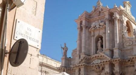 Scorcio del Duomo di Siracusa