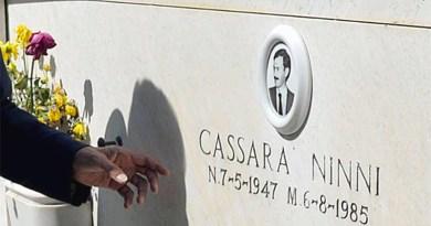 In memoria di Ninni Cassarà eroe antimafia