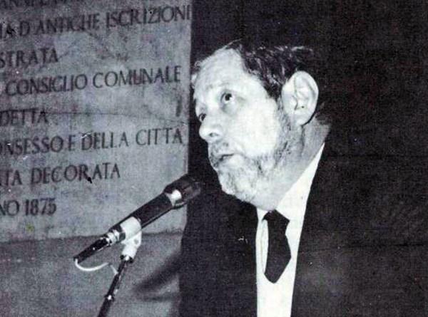 Paolo Giaccone, ucciso dalla mafia l'11 agosto 1982