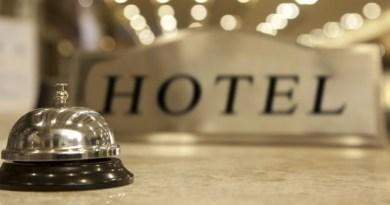 rapine negli alberghi