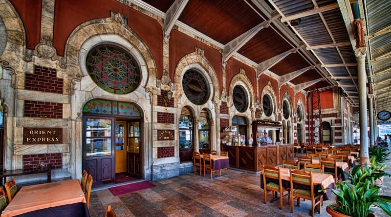 Orient Express Restaurant, Istanbul