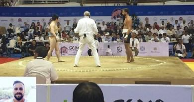 Sumo, Vito Sganga campione italiano