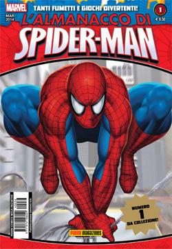 Almanacco Spiderman Panini Comics