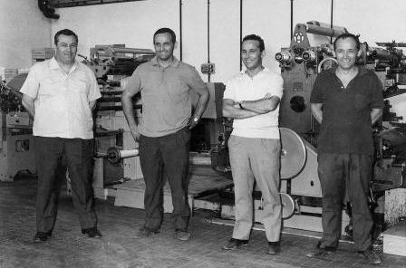 I quattro fratelli Panini