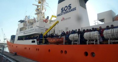 Aquarius Malta Salvini 629 migranti