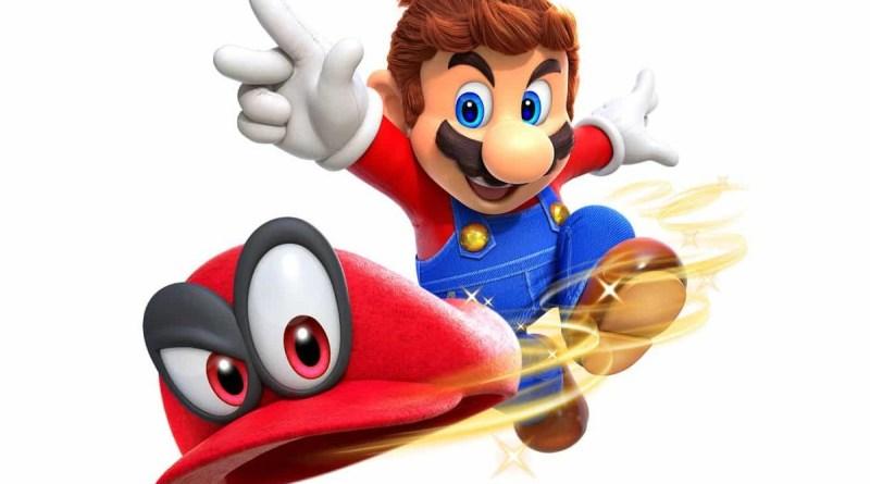 Super Mario Odyssey su Nintendo Switch