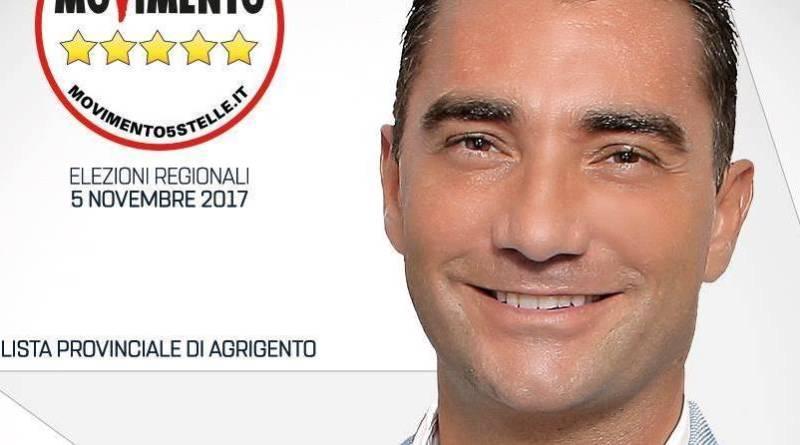 Arrestato per estorsione candidato M5s Fabrizio La Gaipa