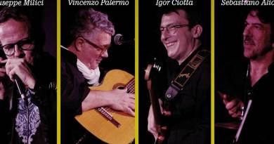 "Al Malaluna ""A Little Christmas"" con Giuseppe Milici Quartet"