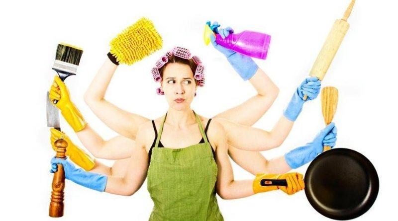 Fare le pulizie allunga la vita