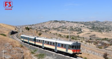Fondazione Fs, da Agrigento a Caltanissetta sul treno storico del torrone