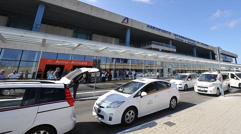 remento dei passeggeri in transito dall'aeroporto di Palermo nel 2017: la Gesap prevede di chiudere l'anno con un +9,38% rispetto al 2016
