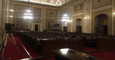 Fumata bianca a Sala d'Ercole. Approvata la composizione delle Commissioni, che sono adesso riunite per insediarsi ed eleggere i presidenti e i segretari
