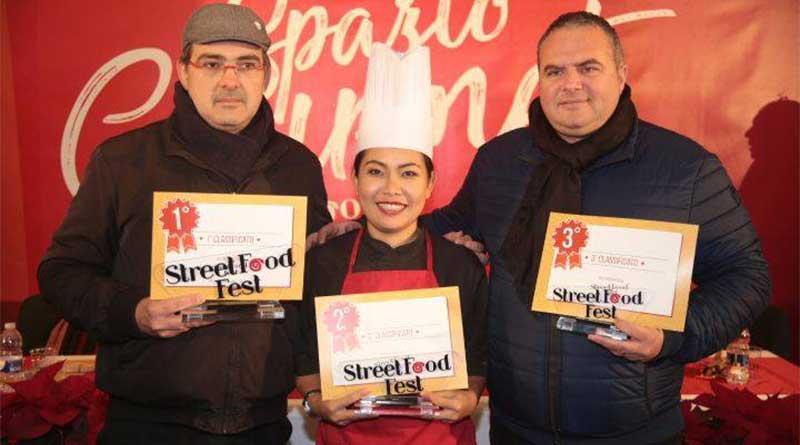 Street Food Fest, primo posto al cannolo di Piana degli Albanesi