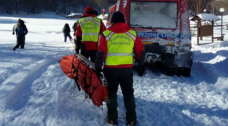 Èstato raggiunto e recuperato da una squadra del Corpo nazionale soccorso alpino e speleologico l'escursionista palermitano disperso sulle Madonie