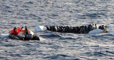 Soccorso migranti in mare
